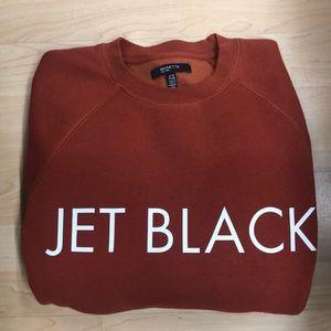 🌟NEW JET BLACK BRUNETTE THE LABEL CREW